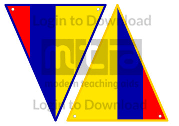 Colombian Flag Bunting