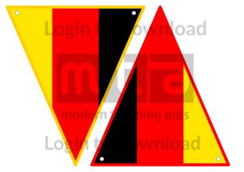 German Flag Bunting