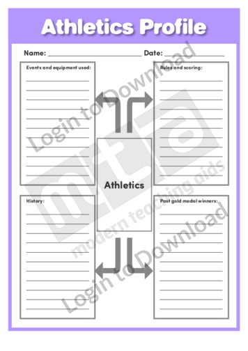 Athletics Profile