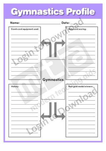 Gymnastics Profile