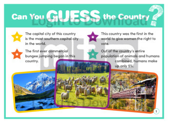 Guess Who: New Zealand