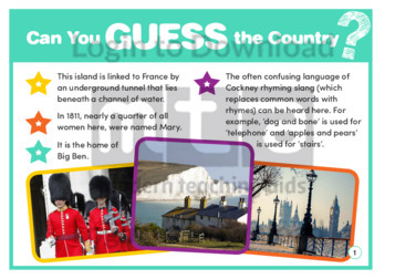 Guess Who: United Kingdom