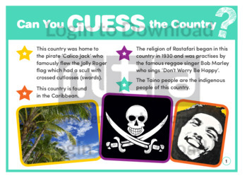 Guess Who: Jamaica