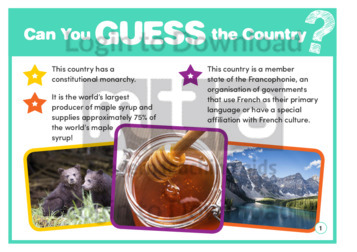 Guess Who: Canada