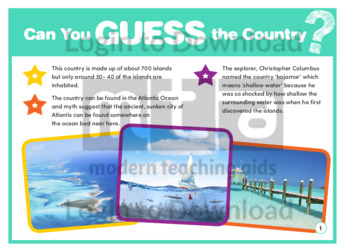 Guess Who: The Bahamas