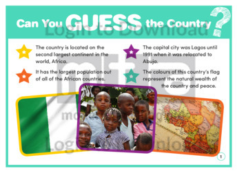 Guess Who: Nigeria