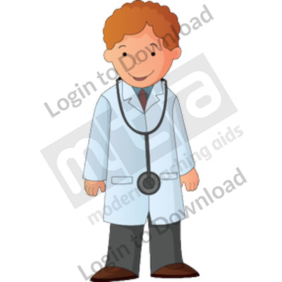 Young doctor (boy)