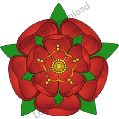 Battle of Bosworth Rose