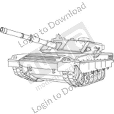 Tank B&W