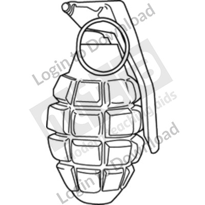 Grenade B&W