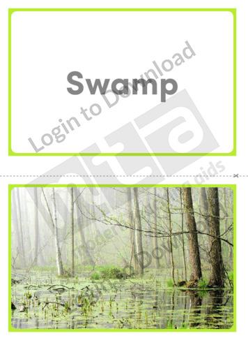 Habitats Photo Cards