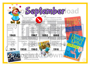 History at a Glance: September (2)