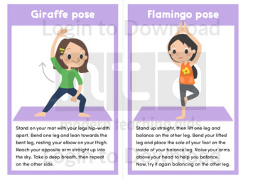 Yoga for Kids: Animal Poses